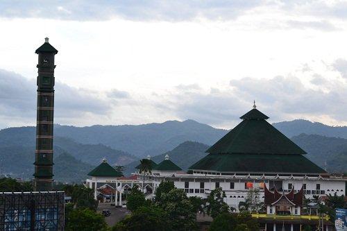 Masjid Agung Al-Furqon Bandar Lampung