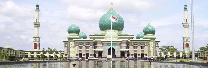 Masjid Agung An-Nur Riau