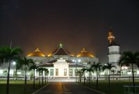 Masjid Agung Palembang Perpaduan 3 Kebudayaan