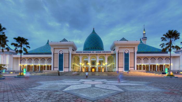 Masjid Al Akbar Surabaya, Terbesar Kedua di Indonesia