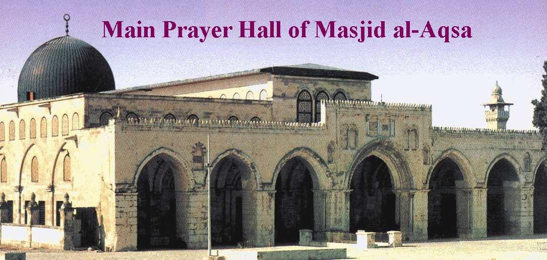 Masjid Al-Aqsa Bernilai Historis Tinggi