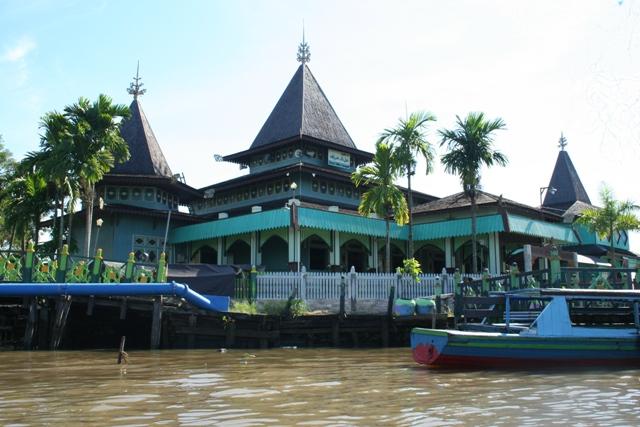 Masjid Sultan Suriansyah Kota Banjarmasin