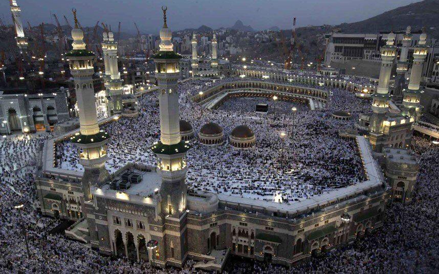 Masjidil Haram Masjid Suci Umat Islam